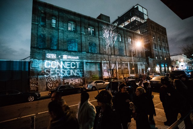 Connect Sessions, Microsoft, Com Truise, How to Dress Well, Battles
