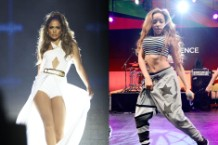 Tinashe Jennifer Lopez I Luh Ya Papi Original Demo