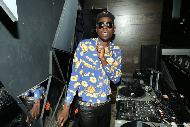 Theophilus London / Photo by Last Nights Party