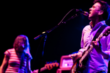 Mac McCaughan performing with Superchunk / Photo by Kyle Dean Reinford