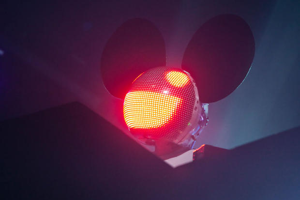 Deadmau5 / Photo by Juan Sala y Óscar García