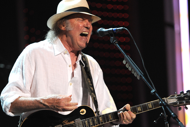 Neil Young / Photo by Getty Images