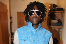 Chief Keef at S.o.B.'s (Photo by Johnny Nunez/WireImage)