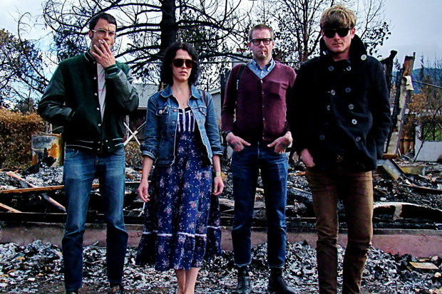 Thee Oh Sees / Photo by Kristin Klein