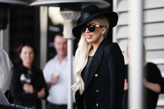 Lady Gaga / Photo by Craig Greenhill/Newspix/Getty