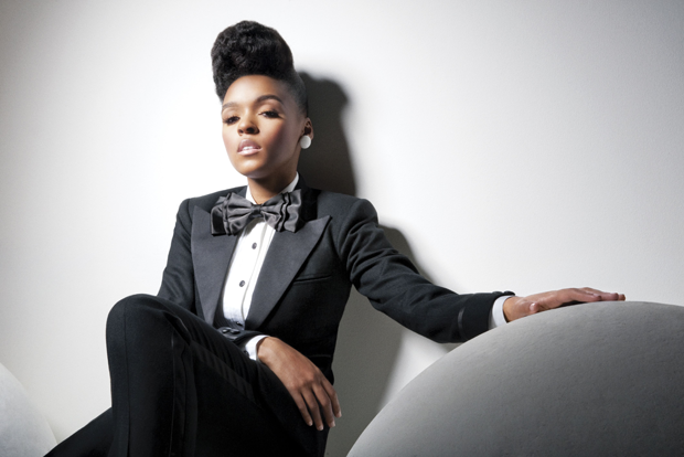 Janelle Monáe / Photo by Andrew Zaeh