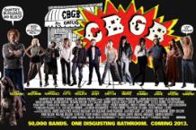 CBGB, poster