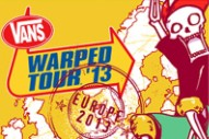 19th Vans Warped Tour Announces Lineup: Motion City Soundtrack, the Used, Many More