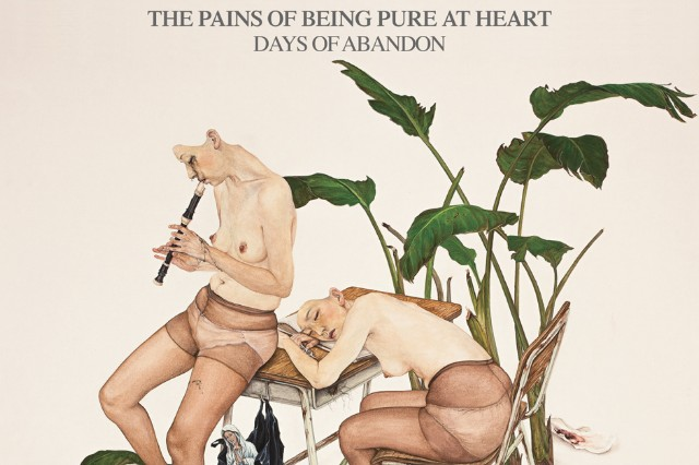 pains of being pure at heart, simple and sure, days of abandon