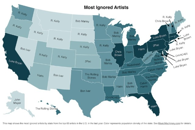 map, states, ignored, R. Kelly