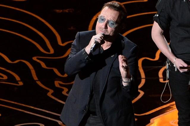 U2, Bono, Oscars