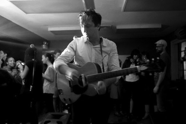 "Peter Matthew Bauer, the Walkmen, ""Latin American Ficciones"""