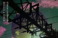 Brian Eno and Underworld's Karl Hyde Blast Off on Sax-y 'The Satellites'