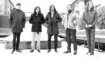 The Men Bash and Jangle Through the Joyously Aimless 'Tomorrow's Hits'