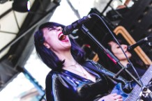 dum dum girls, too true, dee dee penny, sxsw 2014