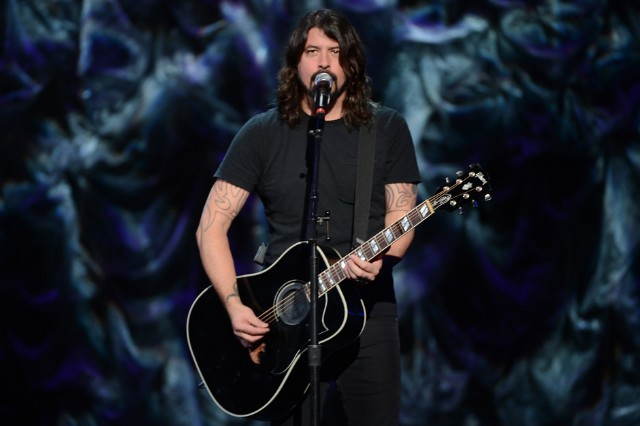 Dave Grohl Foo Fighters Secret Show Acoustic Nashville