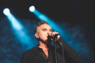 Morrissey Allegedly Demands Cancellation of PAWS Concert