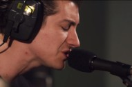 See Arctic Monkeys Unplug Tame Impala's 'Feels Like We Only Go Backwards'