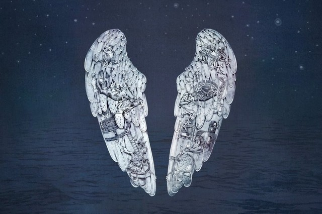 Coldplay Ghost Stories Album Stream