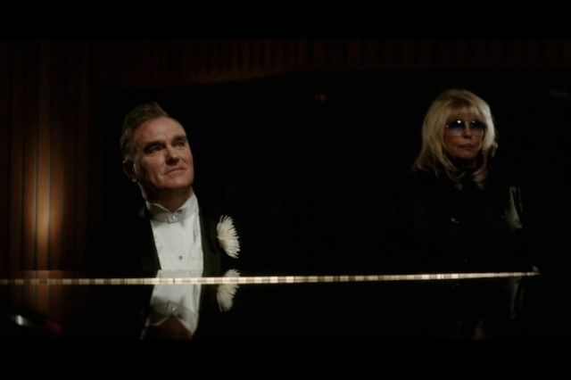 "Morrissey, Nancy Sinatra, ""World Peace Is None of Your Business,"" video"