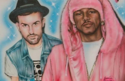 A-Trak, Cam'ron, and Cat Power Rep Dipset in 'Dips—ts' Video