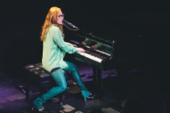Watch Tori Amos' Commanding Live Show at Rough Trade NYC