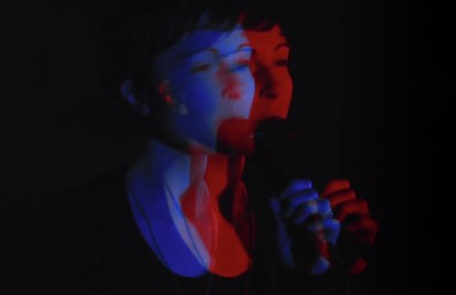 Watch Polica's Live, Hallucinatory 'Spilling Lines' Video