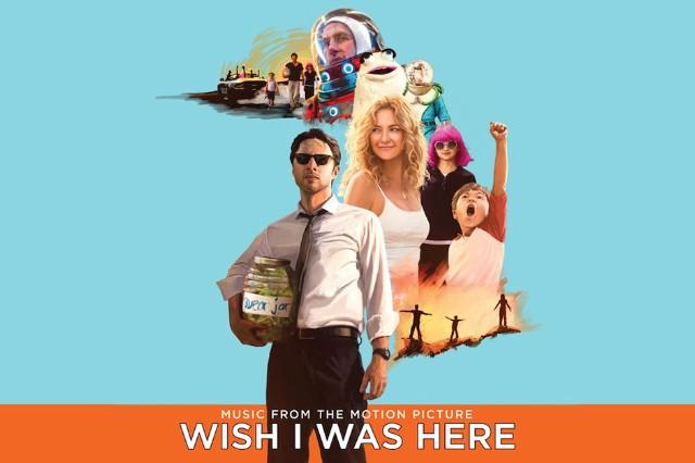 Zach Braff Wish I Was Here Soundtrack Garden State Vinyl