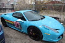Deadmau5 Ferrari Purrari Nyancat For Sale