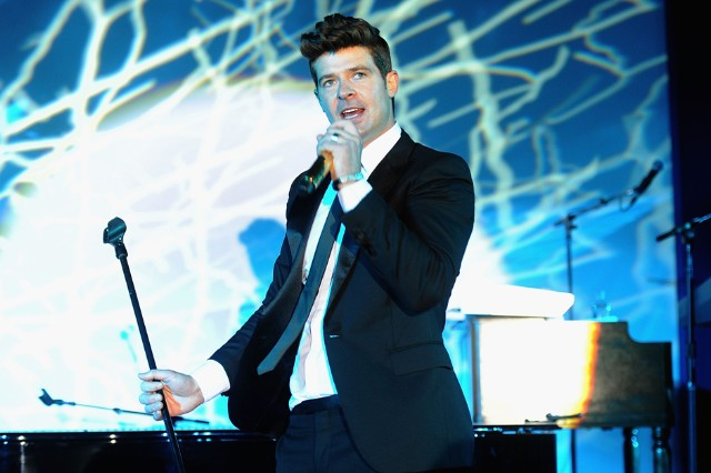 Robin Thicke Paula Album Artwork Tracklist