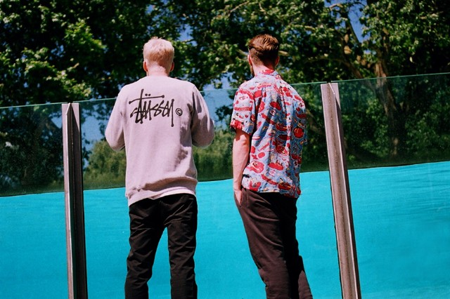 "Snakehips feat. Sinead Harnett, ""Days With You"""