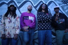 Souls of Mischief There Is Only Now Snoop Dogg