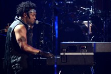 Afropunk Festival D'Angelo Body Count, Trash Talk, Shabazz Palaces, The Internet