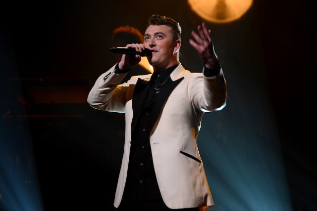 Sam Smith Sets US Sales Record