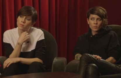 Watch Tegan and Sara Get Insulted by Vanessa Bayer for 'Sound Advice'