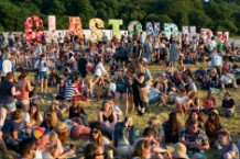 Glastonbury death died man ketamine drugs overdose
