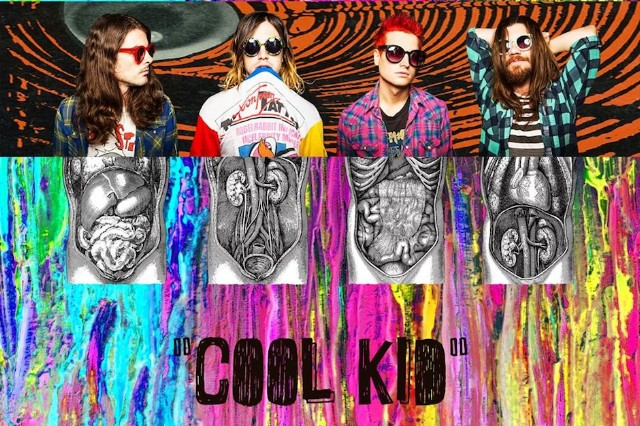 The Eeries Cool Kid Stream Frances Bean Cobain Courtney Love