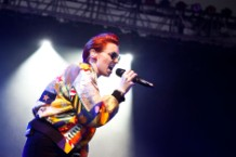 Elly Jackson (Re)Discovers Her Voice on La Roux's '80s Romp 'Trouble in Paradise'