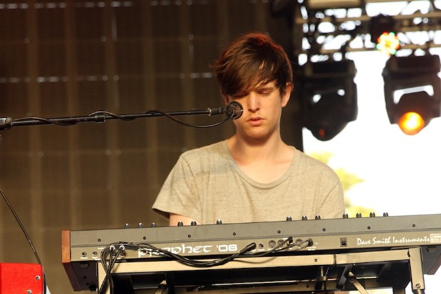 James Blake New Song BBC Residency