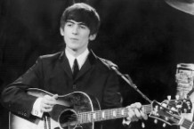 George Harrison Memorial Tree Killed Beetles Beatles