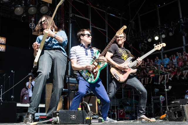 Weezer Back to the Shack Everything Will Be Alright in the End Stream