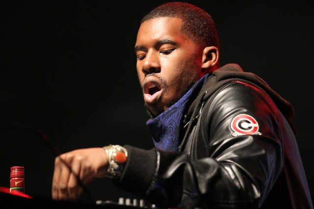 Flying Lotus album announce you're dead