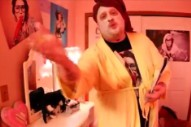 ICP's Violent J Fawns Over Kreayshawn in Lewd Dis Video