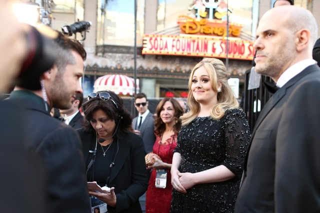 Adele baby privacy lawsuit