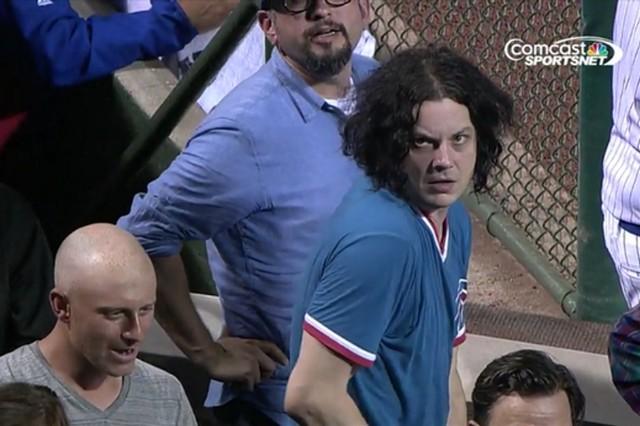 jack white hates baseball