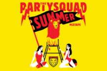 M.I.A. 'Gold' Stream Partysquad Summer Mixtape 2014