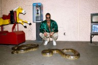 The Beautiful Game: Shabazz Palaces' Enthralling, Convoluted 'Lese Majesty'