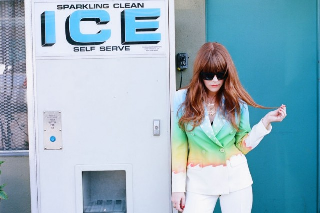 jenny lewis, the voyager