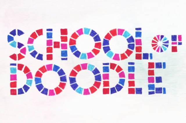 School of Doodle Courtney Love Kim Gordon Yoko Ono Kickstarter