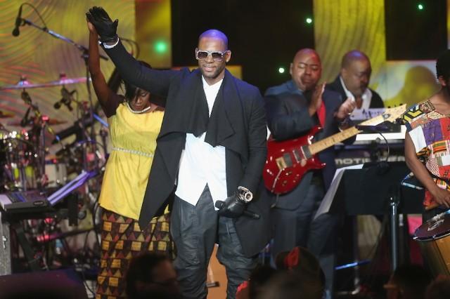 R Kelly Fashion Meets Music Festival